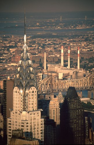 Chrysler Building, New York, United States
